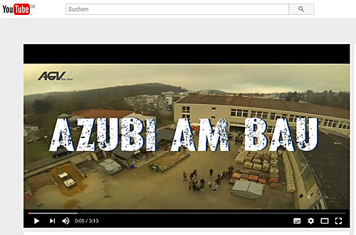youtube azubi am bau 500